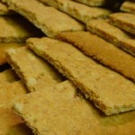 Homemade Hardtack Crackers