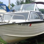 18-foot 1957 Starcraft Boat (Sold)