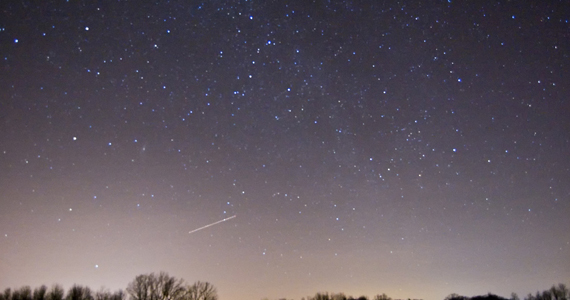 Meteor Shower in Wisconsin