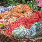 Hand Woven Yarn