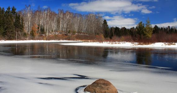 Northern Wisconsin Spring