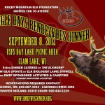 Celebrate Wisconsin Elk Bugle Days 2012 Invite