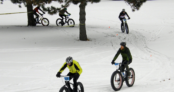 Mt Ashwabay Fat Tire Bike Race Participants